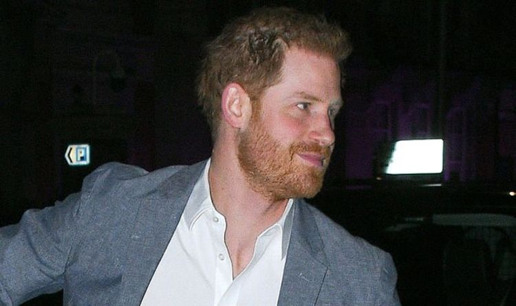 Prince Harry seems relaxed as he was first imagined since the royal deal was reached | Real | news