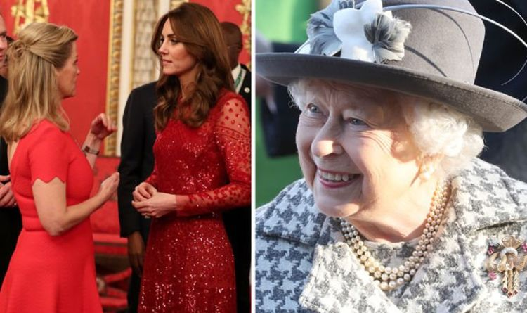 Sophie Wessex and Kate Middleton: the real hidden messages sent Queen with this move   Real   news