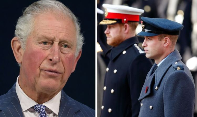 Royal tip: How did Prince Charles praise William but not Harry in a powerful speech | Real | news