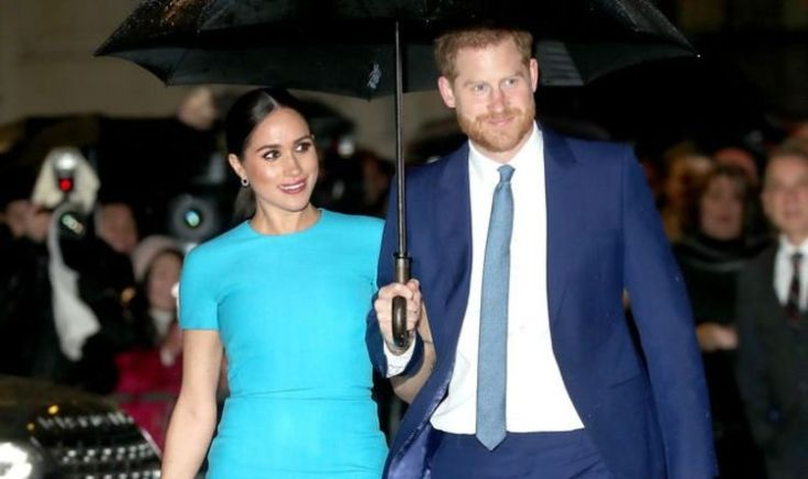 Meghan Markle and Prince Harry to 'learn from mistakes' following palace aide 'criticism'
