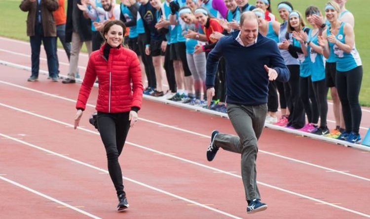 'Sporty' Kate Middleton unable to compete in marathon because of strict royal protocol