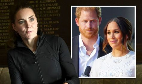 Prince Harry's hopes for Meghan and Kate bond was 'doomed from start'