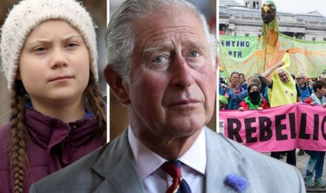 Royal snub: Charles dubbed 'worryingly out of touch' with UK over XR claims