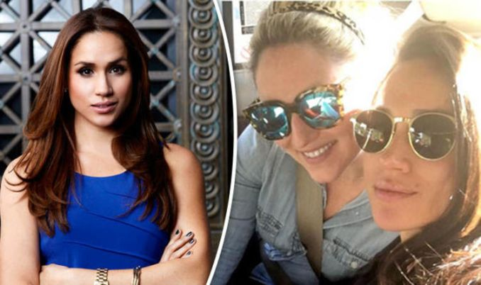 Prince Harry's girlfriend Meghan Markle inspired by niece for Suits role