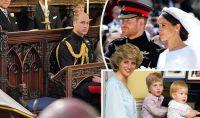 Royal Wedding: Tearful public think empty chair is for ...