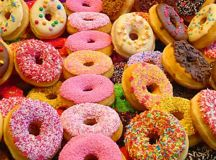 Top 10 facts doughnuts | Top 10 Facts | Life & Style ...