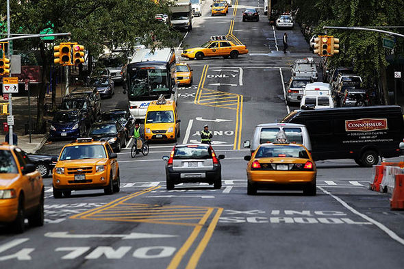 Taxi-drivers have the tenth most dangerous job in the US