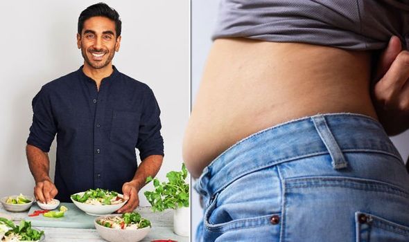Cancer warning: Bloating combined with symptoms? Book a GP appointment now Dr Rupy says