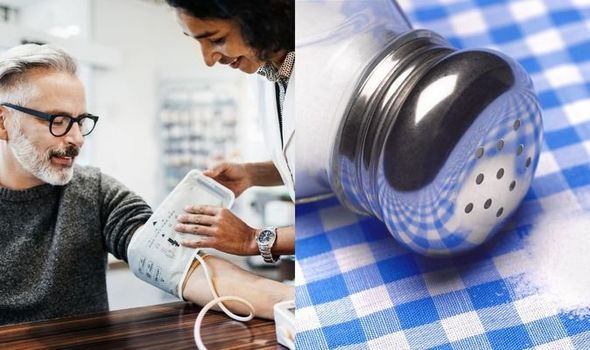 High blood pressure: The 'salty six' foods to avoid or risk deadly high blood pressure