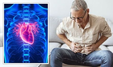 Heart attack: The 'often overlooked' sign that appears days before a deadly attack