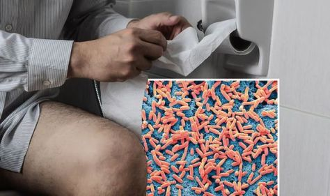 The common mistake people make when having a poo that can be 'really harmful' - expert