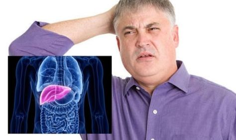 Fatty liver disease: Five 'red flag' symptoms - 'see a doctor straight away'