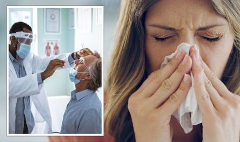 Surge in 'worst colds ever' among double-jabbed may be Covid breakthrough, warn scientists