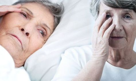 Dementia: Sleep difficulties? The early signs of Lewy body found in the way you sleep