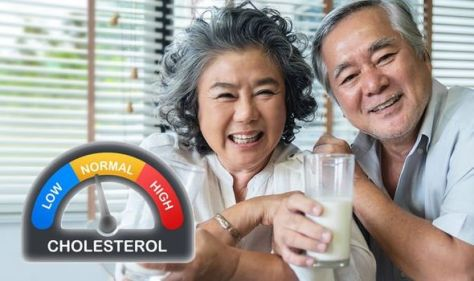 How to live longer: The best milk to reduce high cholesterol and heart disease risk