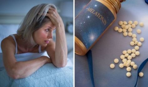 Menopause insomnia: The key supplement for a better night's sleep