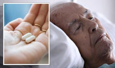 Supplements warning: The mineral pill that 'doubles' risk of dying from cancer