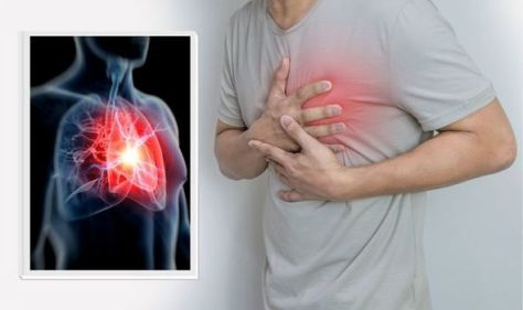 Heart attack symptoms: The four Ps to spot - 'dial 999 for an ambulance immediately'