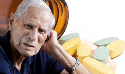 Dementia warning: The popular vitamin supplement that increases Alzheimer's risk - 'avoid'