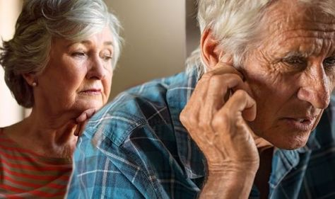 Dementia: The link between symptoms found in your ears and risk still baffling scientists