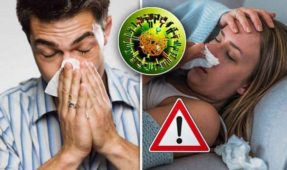 Aussie flu symptoms: Signs of UK virus infection after hospital ...