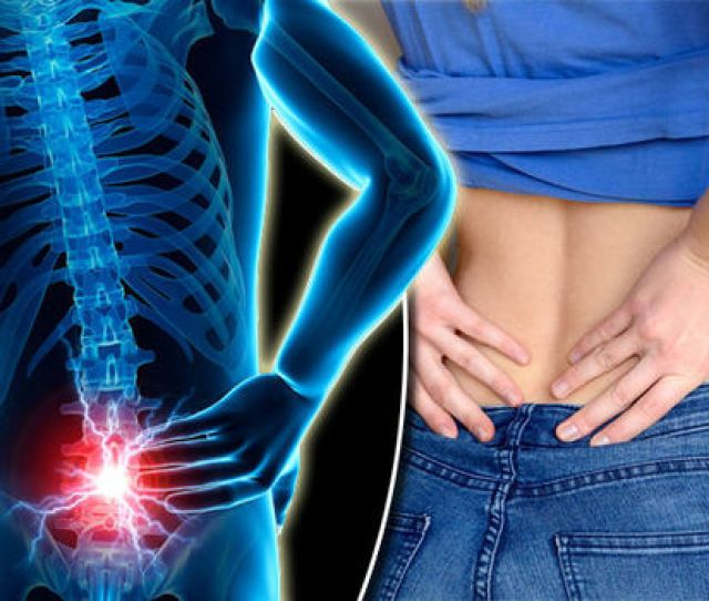 Back Pain Symptoms Feeling Unwell With Your Back Pain Could Be A Warning Sign