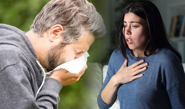 Flu symptoms: Experts warn rising flu cases across UK could ...