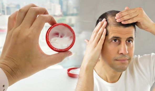 Hair loss treatment: Gel to promote hair growth