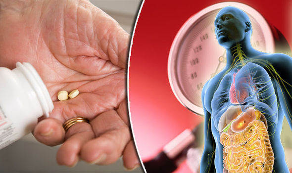 High blood pressure medication could cause headaches or impotence ...