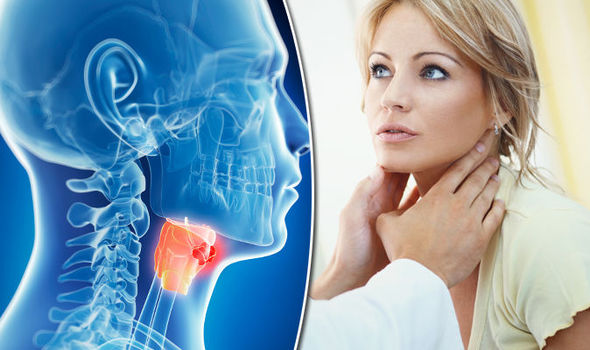 swollen glands in neck diagram vt stereo wiring sore throat could be a sign of this rare cancer and alcohol to blame | health life ...