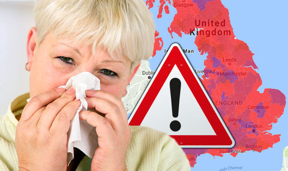Aussie flu symptoms: Virus infection spread worst in these parts ...