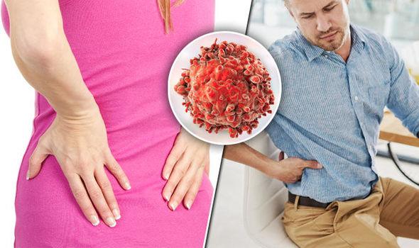 back pain symptoms cancer serious lower backache