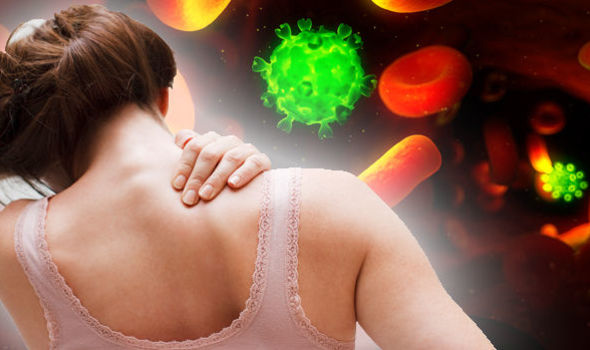 fibromyalgia trigger causes pain viral infection