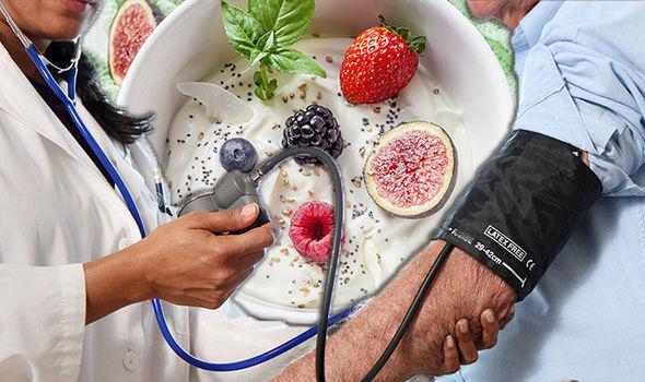 Yogurt Monitors And Controls Blood Pressure