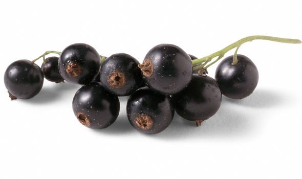 Boost your immune system: Blackcurrants