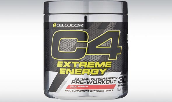 Cellucor C4 Extreme Energy Pre-Workout