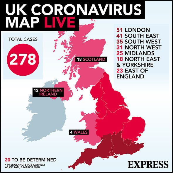 Coronavirus news: THIS is how long COVID-19 lives on surfaces ...