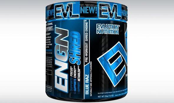 Evlution Nutrition ENGN Shred Pre Workout