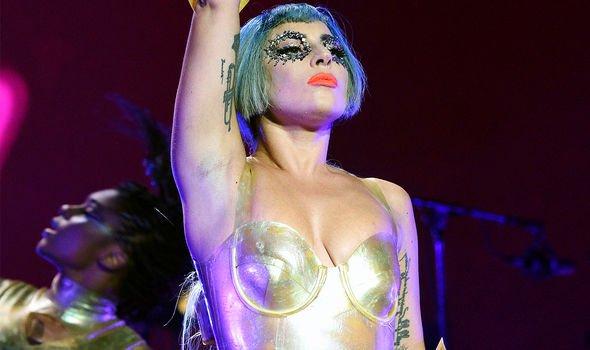 Lady Gaga is a performer who has fibromyalgia