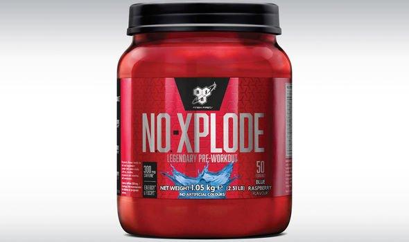 N.O.-Xplode Pre-Workout Powder