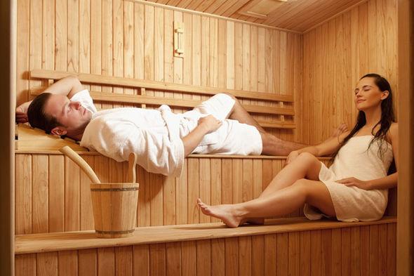 Sauna health benefits Regular hot room sessions could
