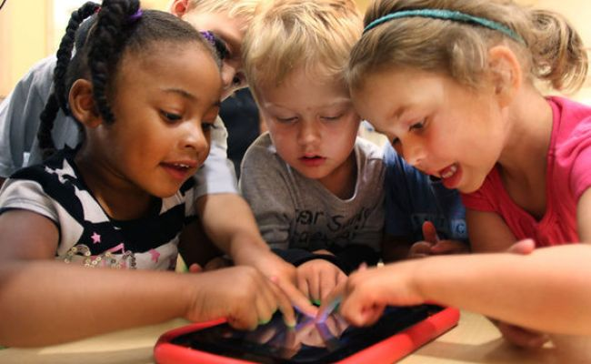 Baby S First Ipad Shocking Figures Reveal Toddlers Are