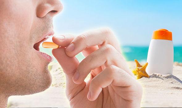 vitamin d deficiency symptoms sun cream supplement