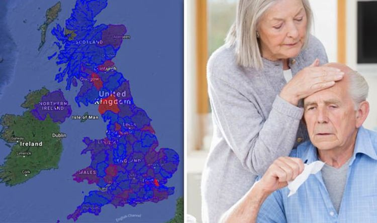 Aussie flu outbreak 2019: Is Aussie flu BACK? Latest maps as ...