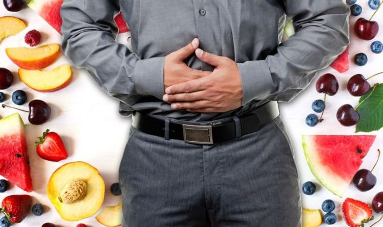 Stomach bloating diet: Prevent trapped wind pain without ...