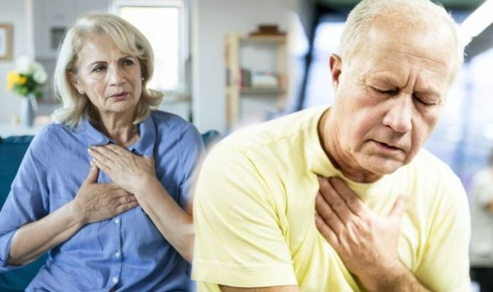Heart attack: Feeling of unease or symptoms of anxiety may be a lesser-known sign