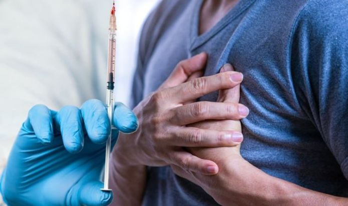 AstraZeneca vaccine side effects: 11 that occur 'shortly after' receiving jab