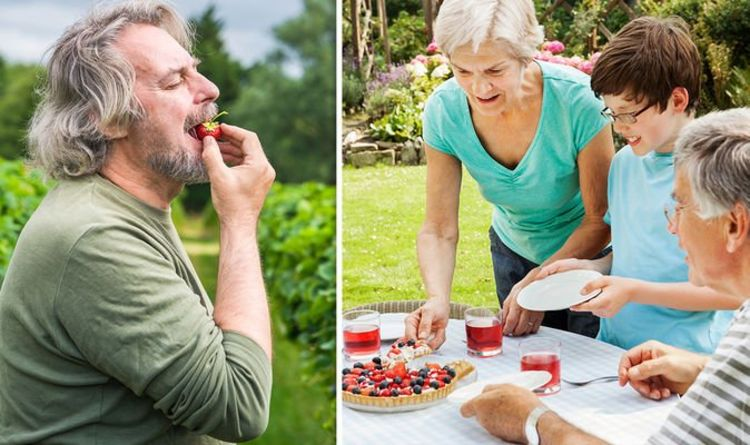 How to live longer: Strawberries may prevent high blood pressure, heart disease and cancer