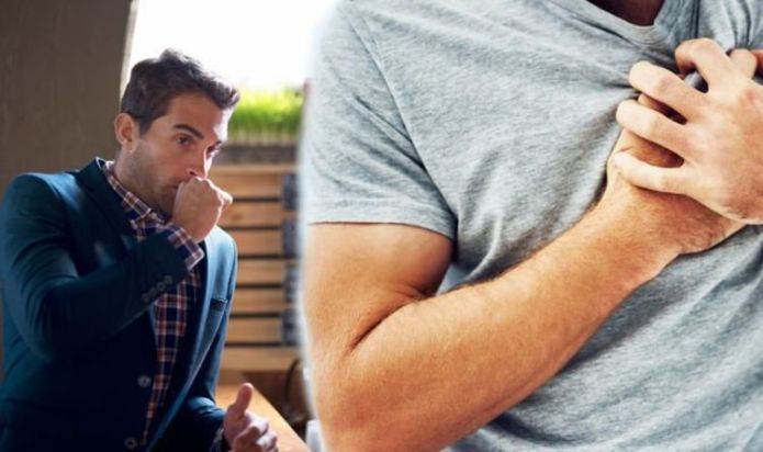 Heart attack: Burping, belching, sour taste in mouth or indigestion are lesser-known signs