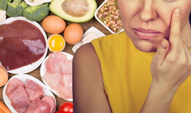 Vitamin B12 deficiency: The two changes on your face indicating your levels are too low